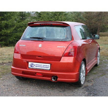 SILENCIEUX SUZUKI SWIFT 1.3 1.5 HATCHBACK 2005 2006 2007 2008 2009 2010 Ø120